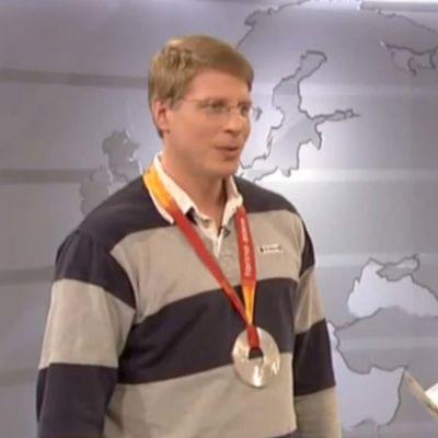 Curlingkapteeni Markku Uuspaavalniemi