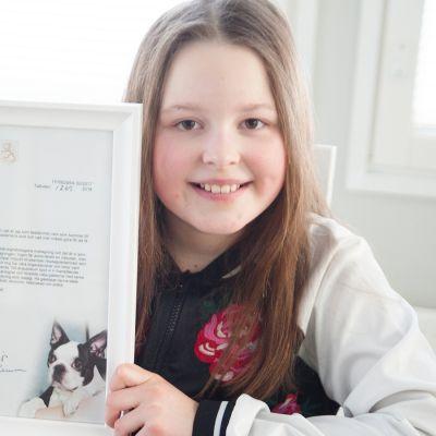 Livia Möller ja kirje presidentiltä