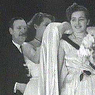 Miss Suomi Terttu Nyman 1948