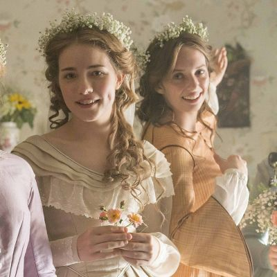Uusi brittiläinen minisarja Pikku naisia (7) perustuu Louisa May Alcottin romaaniin.
