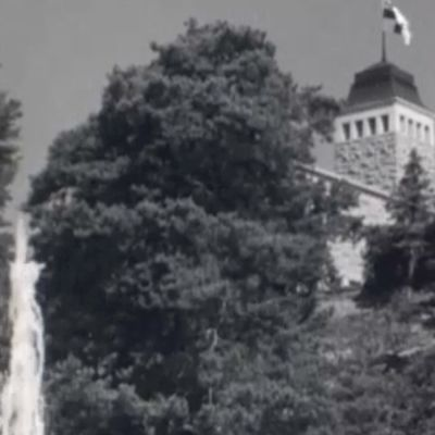 Kultaranta kuvattu 1959