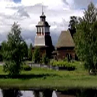 Petäjäveden kirkko