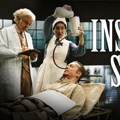 Potilas insuliinishokkihoidossa.