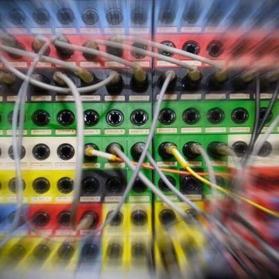 Audiosignaalin kytkentätalu (matriisi)