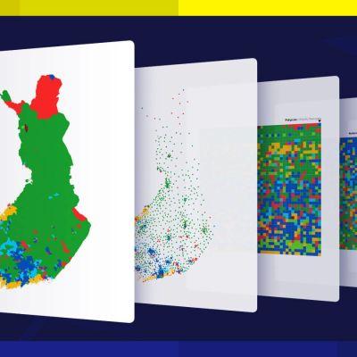 Eurovaalien 2019 tulosanalyysi.