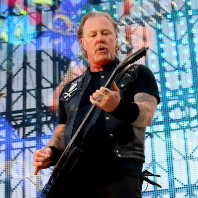 James Hetfield, Metallica