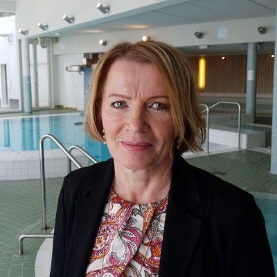hotellinjohtaja Rauni Ruokamo