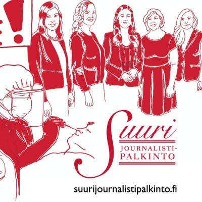Suuri Journalistipalkinto etsii Suomen parasta journalismia.