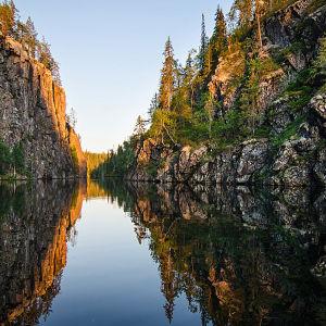 Luonnonpäivänä avataan maamme 40. kansallispuisto Kainuussa, Suomussalmen Hossassa.