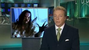 Uutiset kertoivat Lordin tiedotustilaisuudesta.