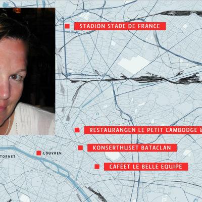 hanna von wendt om attackerna i Paris