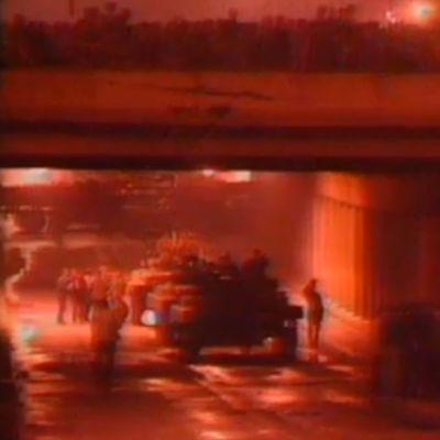 Vallankaappaus Moskovassa 1991.