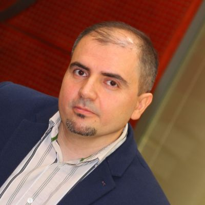 Yrittäjä Ali Giray.