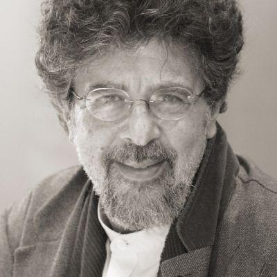 Elokuvasäveltäjä, pianisti Gabriel Yared.