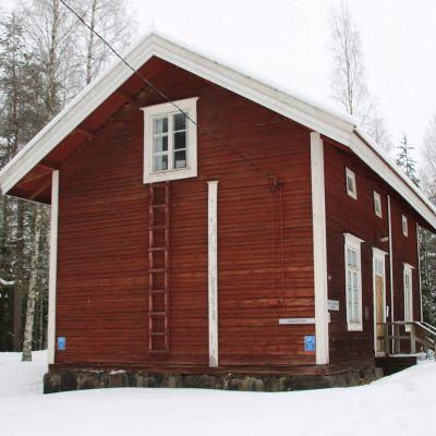 Kollaa ja Simo Häyhä -museo Rautjärvellä