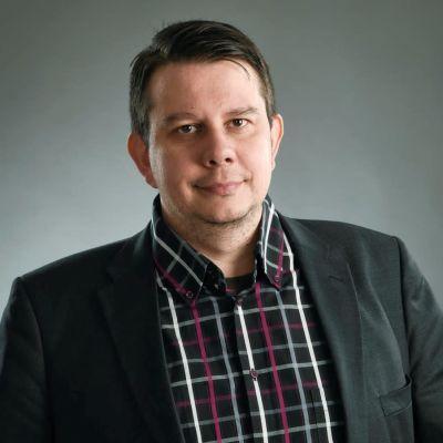Janakkalan kunnanjohtajaehdokas Reijo Siltala