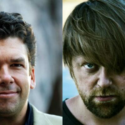 Sebastian Fagerlund och Antti Paalanen