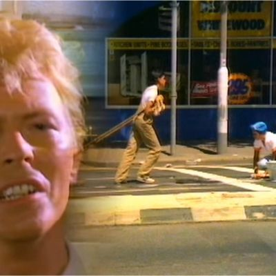 David Bowie: Let's Dance -video