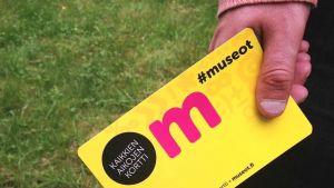Med det nya museikortet får man besöka närmare 200 museer i hela landet.