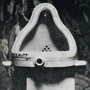 Marcel Duschamps konstverk Fontän.