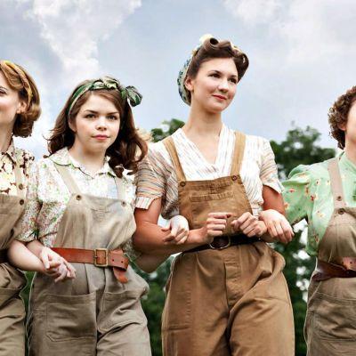 Toisen maailmansodan aikaan sijoittuva brittiläinen draamasarja kertoo neljän nuoren naisen elämästä.