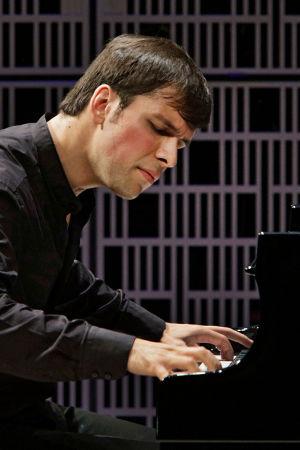 Pianisti Mark Taratushkin.