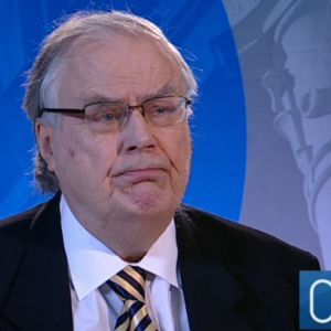 Juha Kaunismaa från Hangö ställer upp för kristdemokraterna i riksdagsvalet 2015.