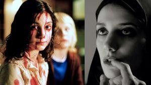 Kaksi modernia vampyyrielokuvaa ja niiden vampyyrit: Ystävät hämärän jälkeen ja A Girl Walks Home Alone at Night.