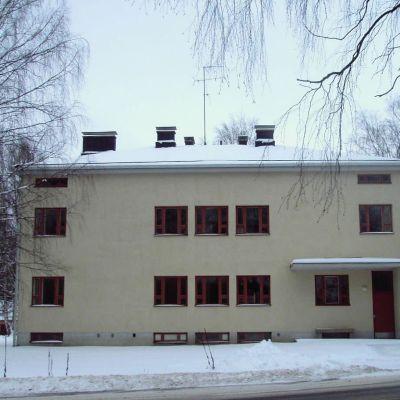 Tyrvännön vanha kunnantalo