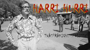 Filmaffisch för Harri Hurri