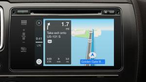 Applen Carplay-järjestelmä