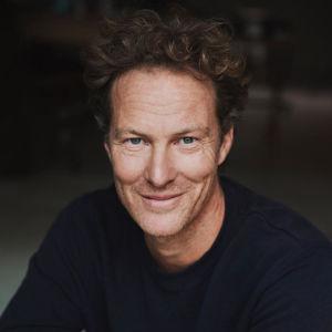 Skådespelaren Johan Fagerudd.