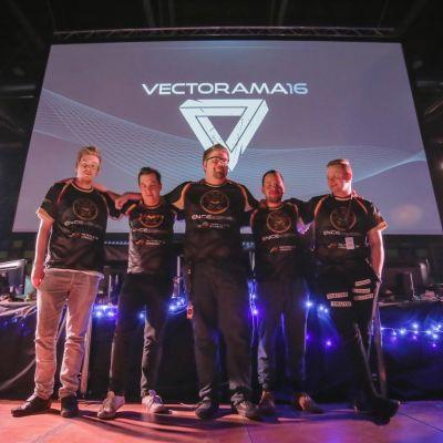 ENCE eSports voitti Vectorama 2016 -verkkopelitapahtuman Counter-Strike: Global Offensive -turnauksen