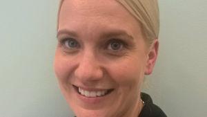 Kristina Westerholm, säkerhetskoordinator vid Helsingfors stad.