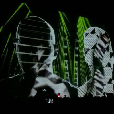 Grafik inför Pet Shop Boys
