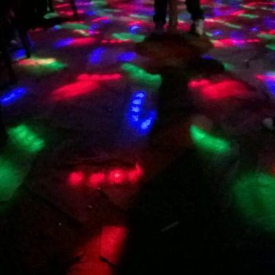 Dansgolvet på Kampalas enda gaybar