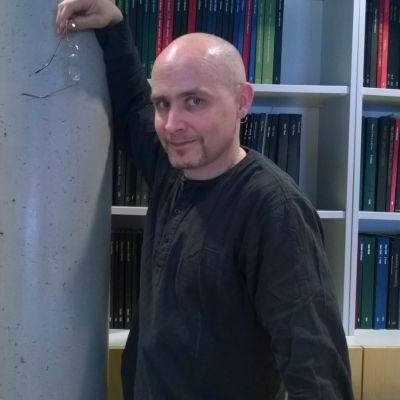 Konstvetaren Fred Andersson