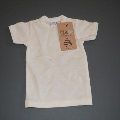 Spinnovan sellukuitulangasta tehty t-paita.
