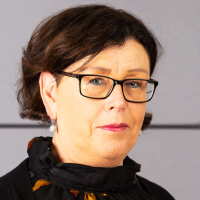 Veronica Thörnroos.
