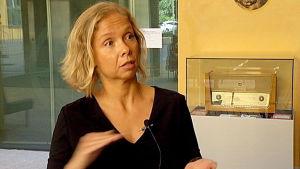Dosentti, neuropsykologian erikoispsykologi Mira Karrasch