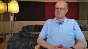 Professori Ville Valtonen uskoo home- ja kosteusvauriosairauksien hoidon mullistuvan tulevaisuudessa.