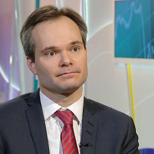 Utrikeshandels- och utvecklingsminister Kai Mykkänen (Saml)