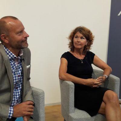 Fellman och Avellan diskuterar mediernas framtid