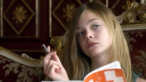 Sofia Coppola: Somewhere. Kuvassa Elle Fanning.