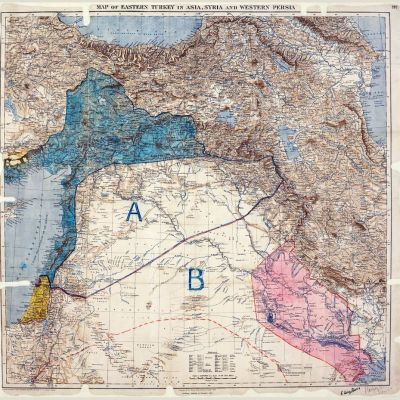 Historiallinen kartta.