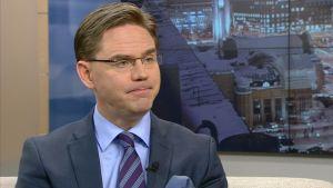 Statsminister Jyrki Katainen (Saml)