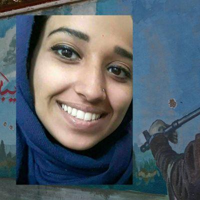 24-åriga IS-bruden Hoda Muthana.