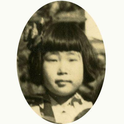 Keiko Ogura överlevde Hiroshima som 8-åring