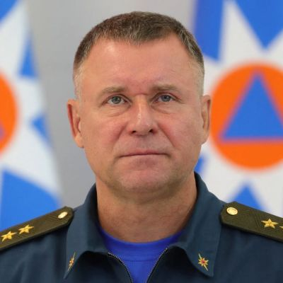 Jevgeny Zinitjev, Rysslands katastrofminister.