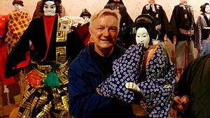 Hannu Väisänen on innsotunut japanilaisesta kulttuurista.